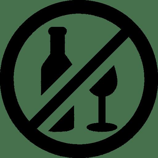 Icon einer Weinflasche