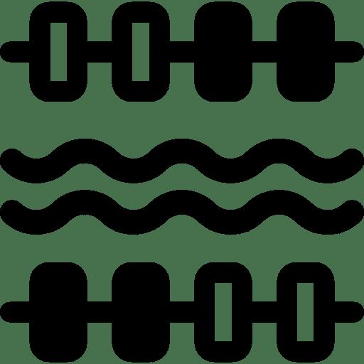 Anzahl der Luftkammern von Schwimmwesten und anderen Schwimmhilfen