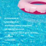 Inhaltsverzeichnis des eBooks zur Wasserkompetenz Mit Sicherheit Mehr Spaß